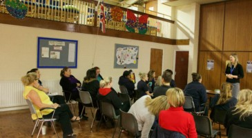 Playhouse Providers invited to present whole staff training!