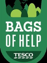 Thank you Tesco Bags of Help!