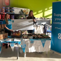 A HUGE thank you for the generosity of the Co-op Local Community Fund