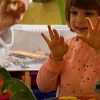 Simplyhealth Professionals funds Lena's preschool support!